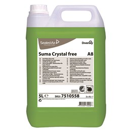Torkmedel A8 Suma Crystal Free