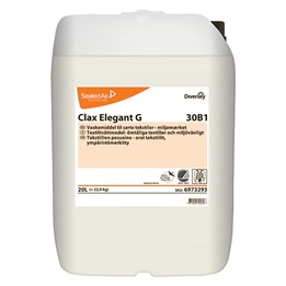 Tvättmedel Clax Elegant G Gree 10L