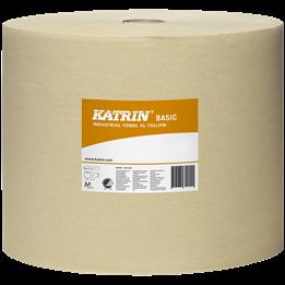 Torkrulle Katrin Basic XL Gul 1-lager