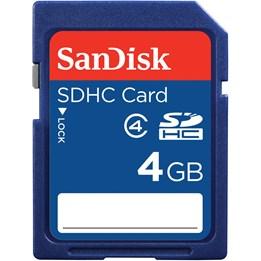 Minneskort Sandisk SDHC