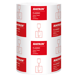Torkrulle Katrin Classic Mini hylslös 1-lager