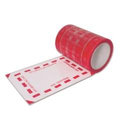 Dokumentskydd/packsedel på rulle