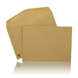 Kuvert C5 brun