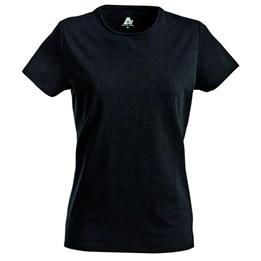 T-shirt Dam Svart 1906