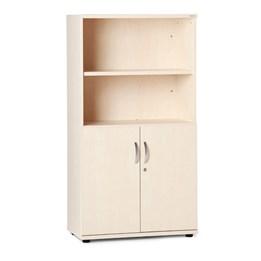 Förvaringsmöbel, öppen + slagdörr, 4xA4