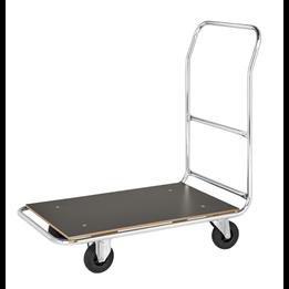 Platåvagn med MDF-botten